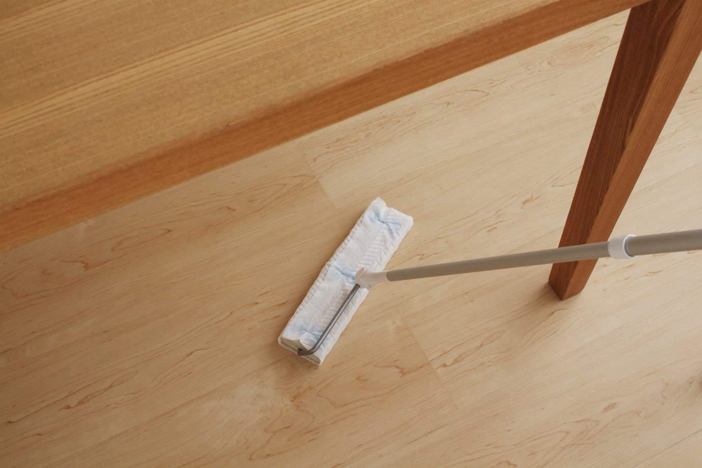 フローリング用ワイパーのおすすめ8選!簡単に床をきれいに