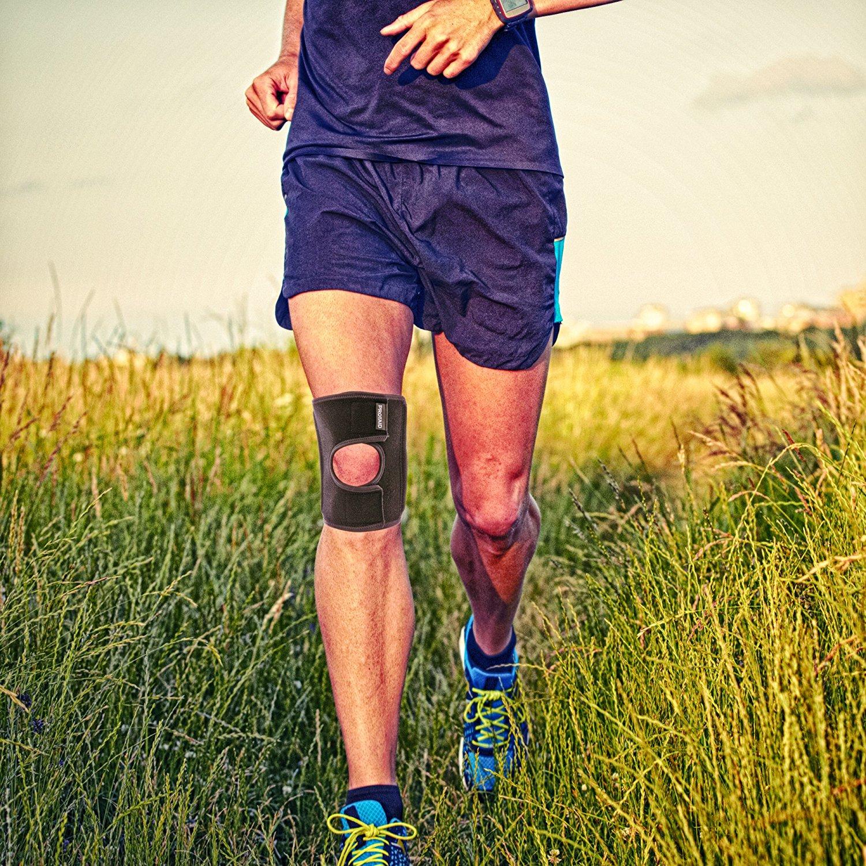 膝用サポーターのおすすめ5選!保温機能付きも