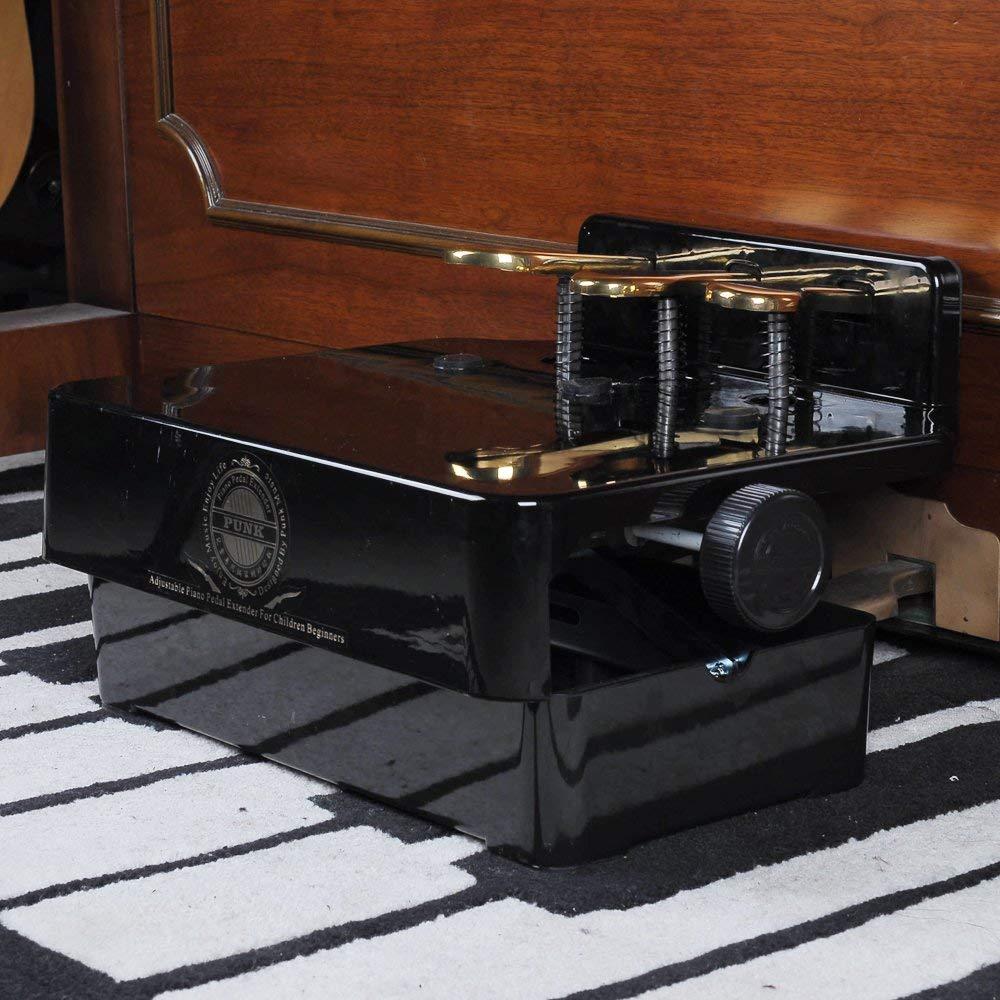 ピアノ補助ペダル・補助台のおすすめ10選!無段階高さ調整タイプも