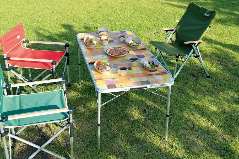 アウトドアテーブルのおすすめ6選&選び方【キャンプで使える】