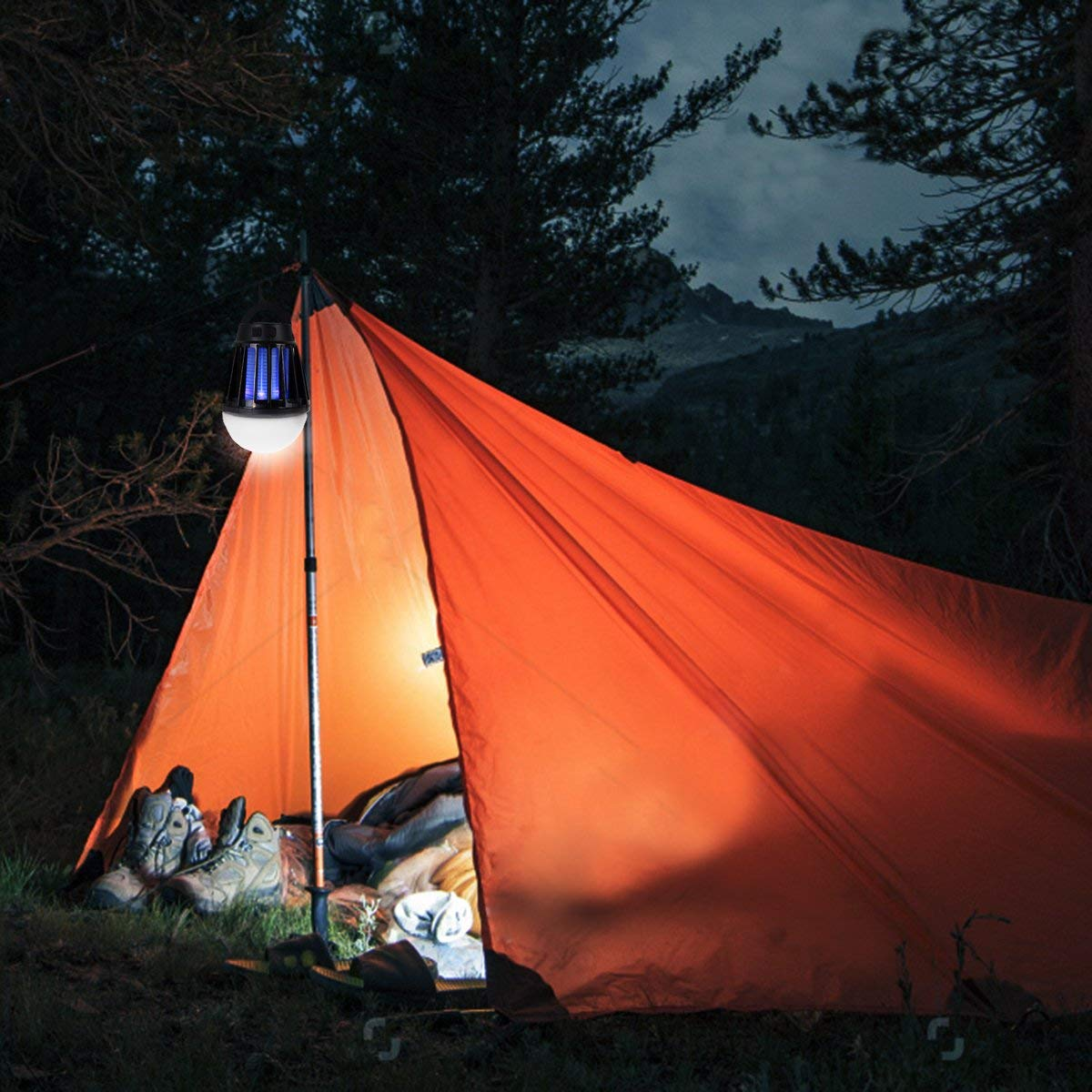 キャンプ用虫除けグッズ・殺虫用品おすすめ8選&選び方