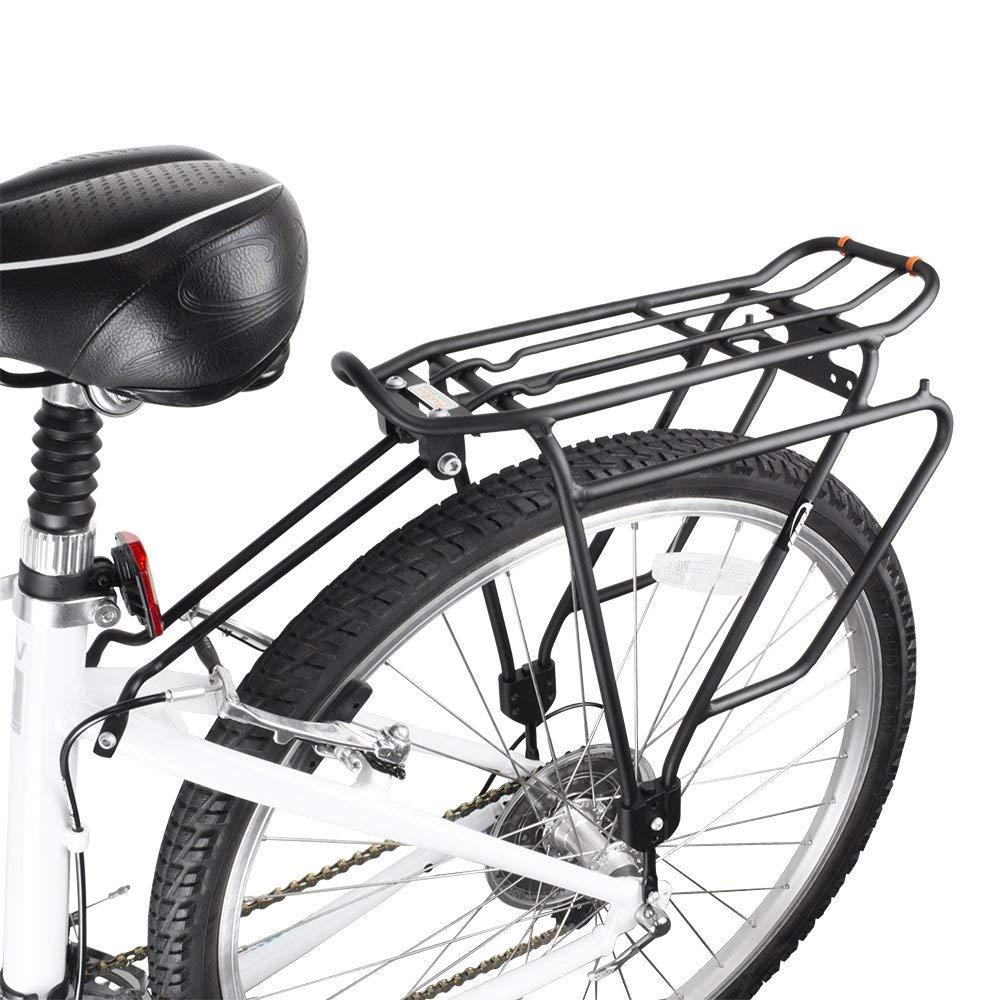 自転車用キャリアのおすすめ10選!スポーツバイクにも取り付け可能
