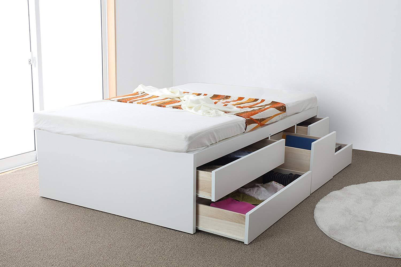 一人暮らし向けベッドのおすすめ17選!おしゃれで収納もできる