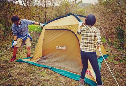 コールマンのテントのおすすめ10選【2020年版】