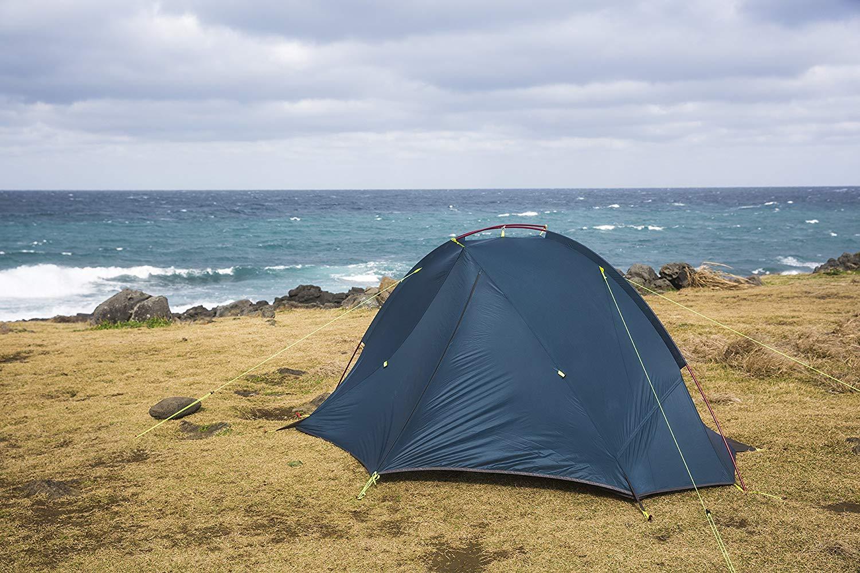 一人用テントのおすすめ10選!ソロキャンプや登山用
