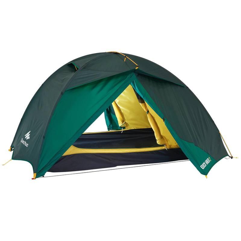 ケシュアのテントおすすめ9選!雨風に強く冬も使える