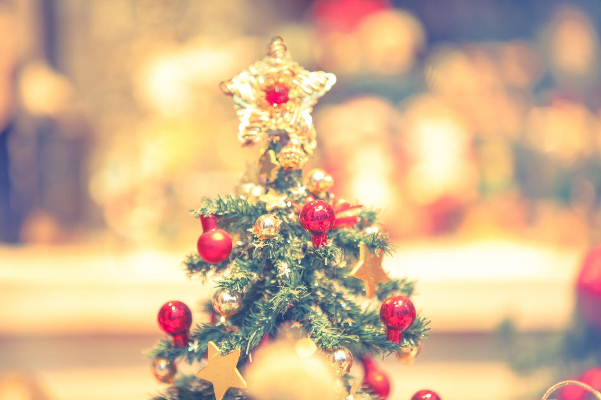 クリスマスツリートップのおすすめ5選【2019年版】