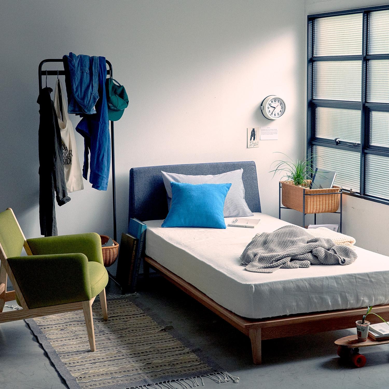 おしゃれなベッドのおすすめ6選!北欧風インテリアに合わせやすい