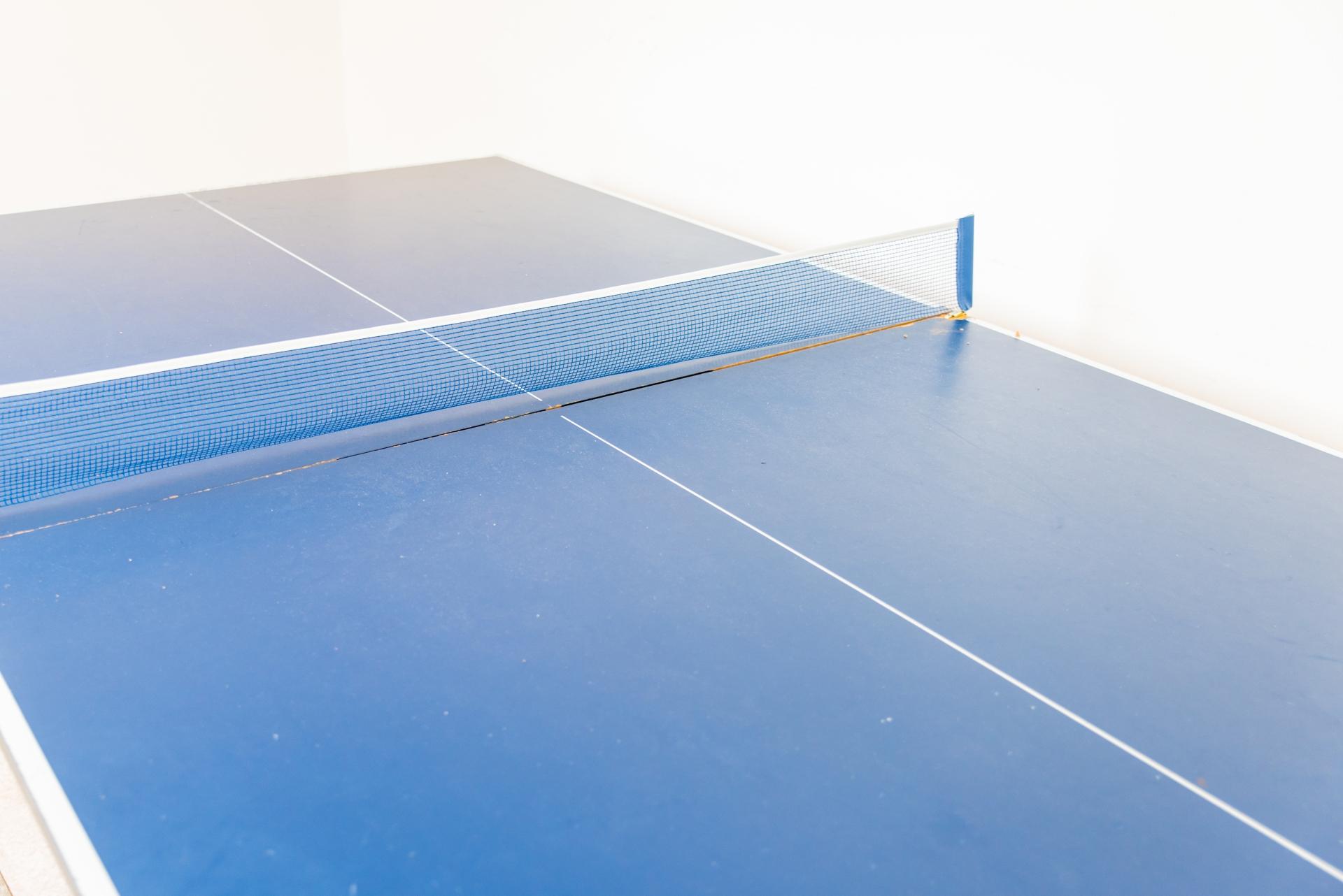 卓球台のおすすめ7選!折りたたみできる家庭用サイズも