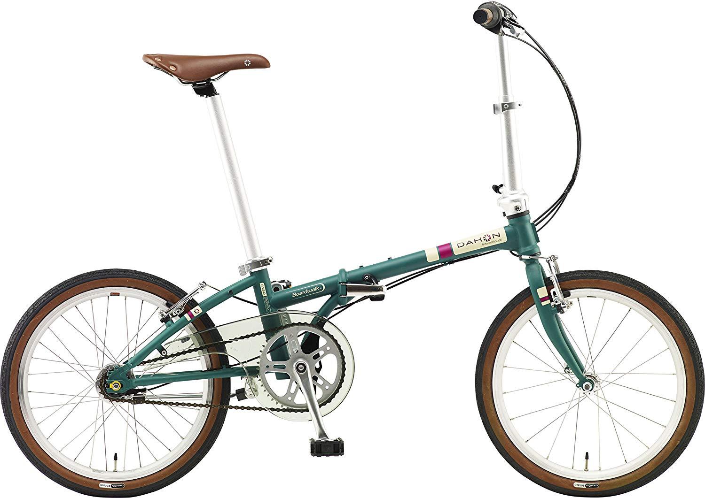 ダホンの折りたたみ自転車おすすめ4選【2020年版】