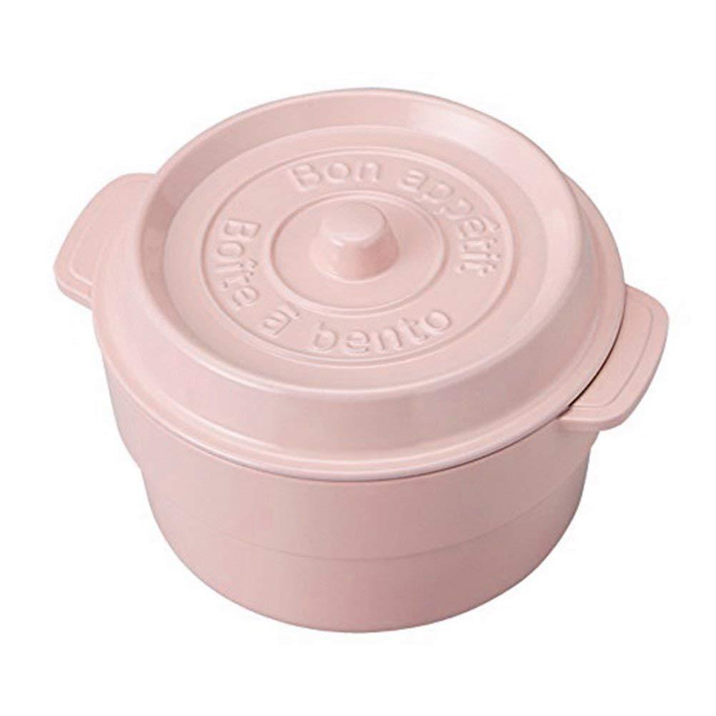 ピンクのおすすめお弁当箱5選!一段・二段やかわいいデザインも