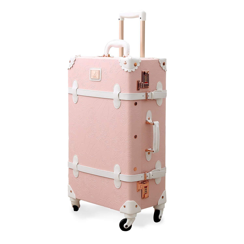 ピンクのおすすめスーツケース6選!海外旅行でも目立つカラー
