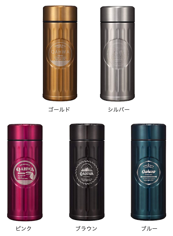 ステンレス製水筒のおすすめ5選!おしゃれなデザインも