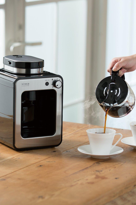 ミル付きコーヒーメーカーのおすすめ4選【2020年版】