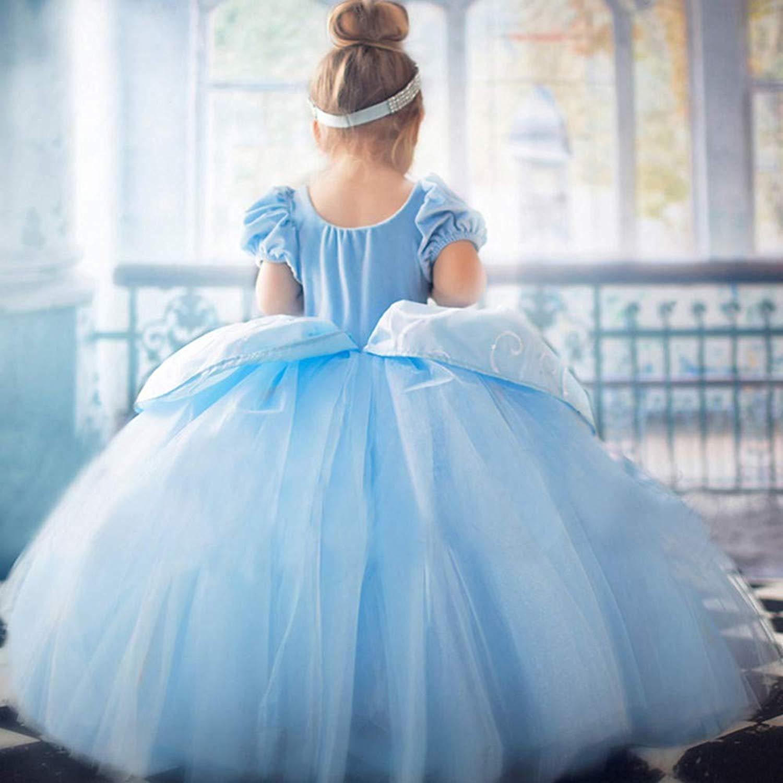 ディズニープリンセスのおすすめ子供ドレス7選!シンデレラになろう