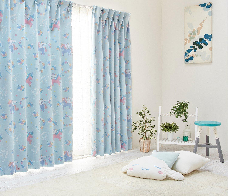 サンリオのおすすめカーテン4選!かわいいキティデザインも