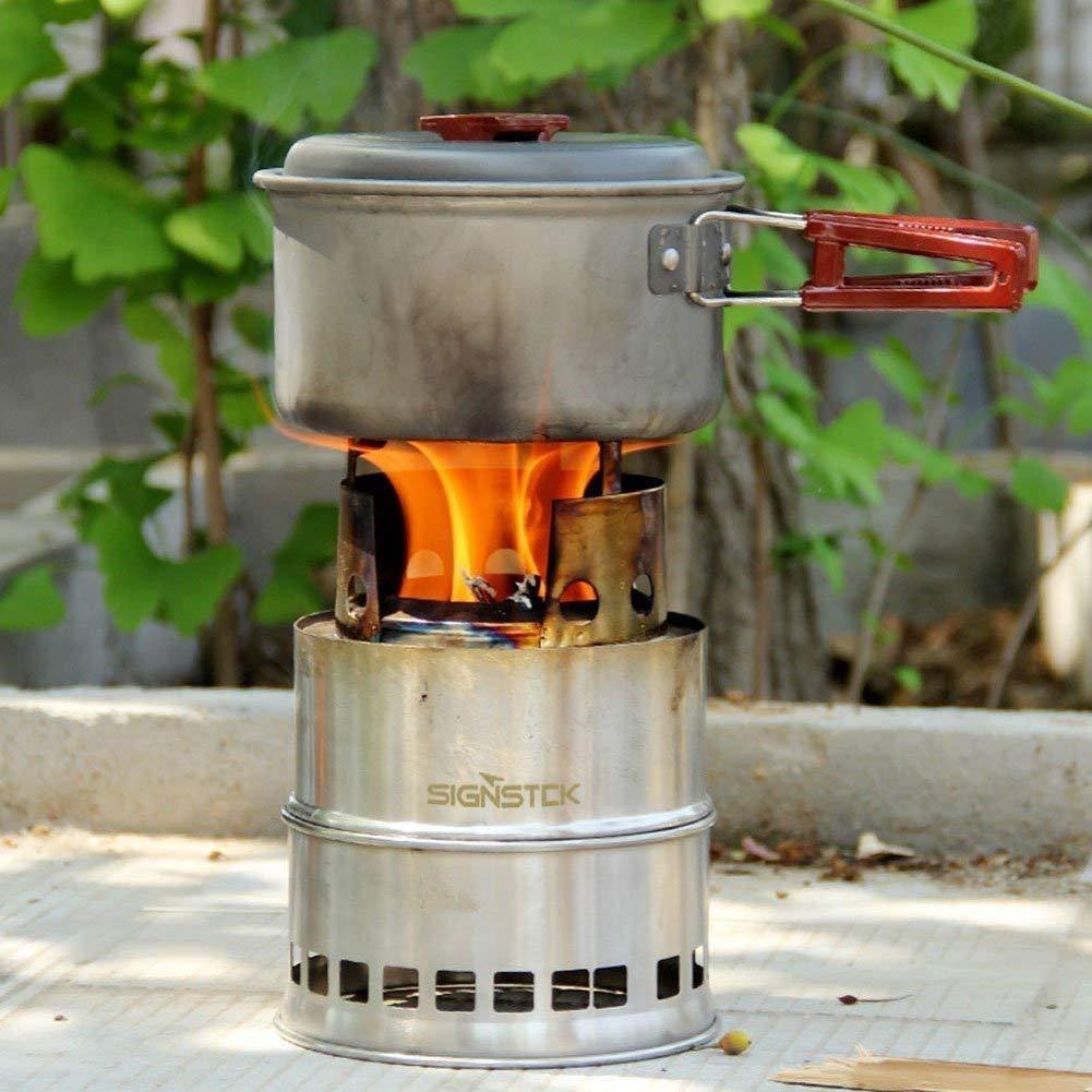 ウッドストーブのおすすめ8選!アウトドアやキャンプで簡単たき火