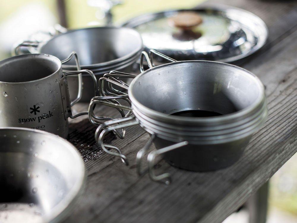 シェラカップのおすすめ12選!人気のチタン製や使い方も紹介