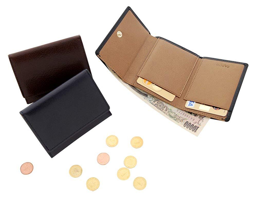 コンパクトなメンズ財布のおすすめ5選!小さいサイズでも使いやすい