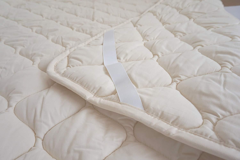 ベッドパッドのおすすめ6選!冬に人気のウール素材も
