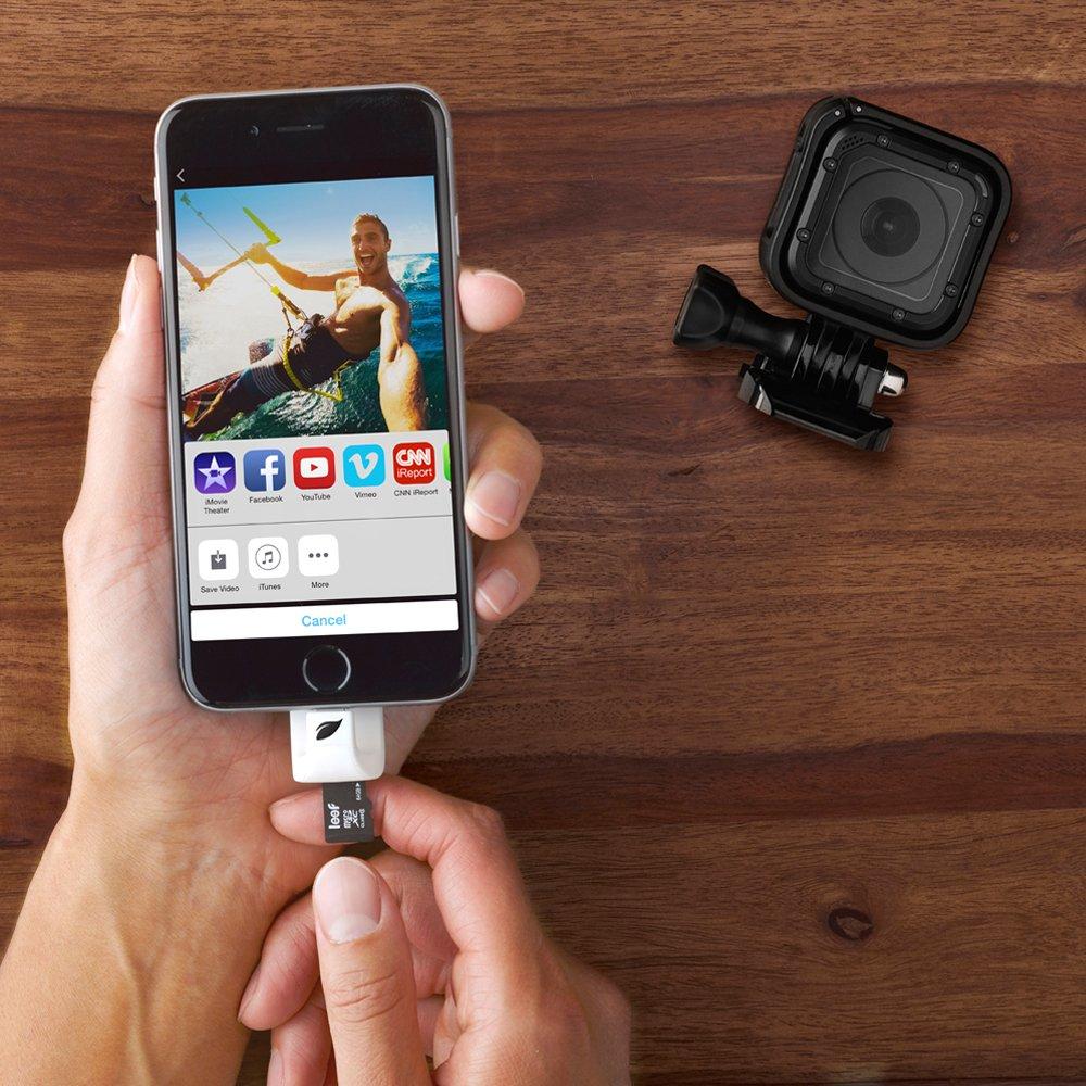 iPhoneで使えるSDカードリーダーのおすすめ10選【2019年版】