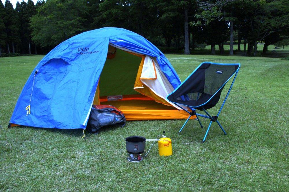 ダンロップのテントおすすめ4選!登山用やツーリング用も