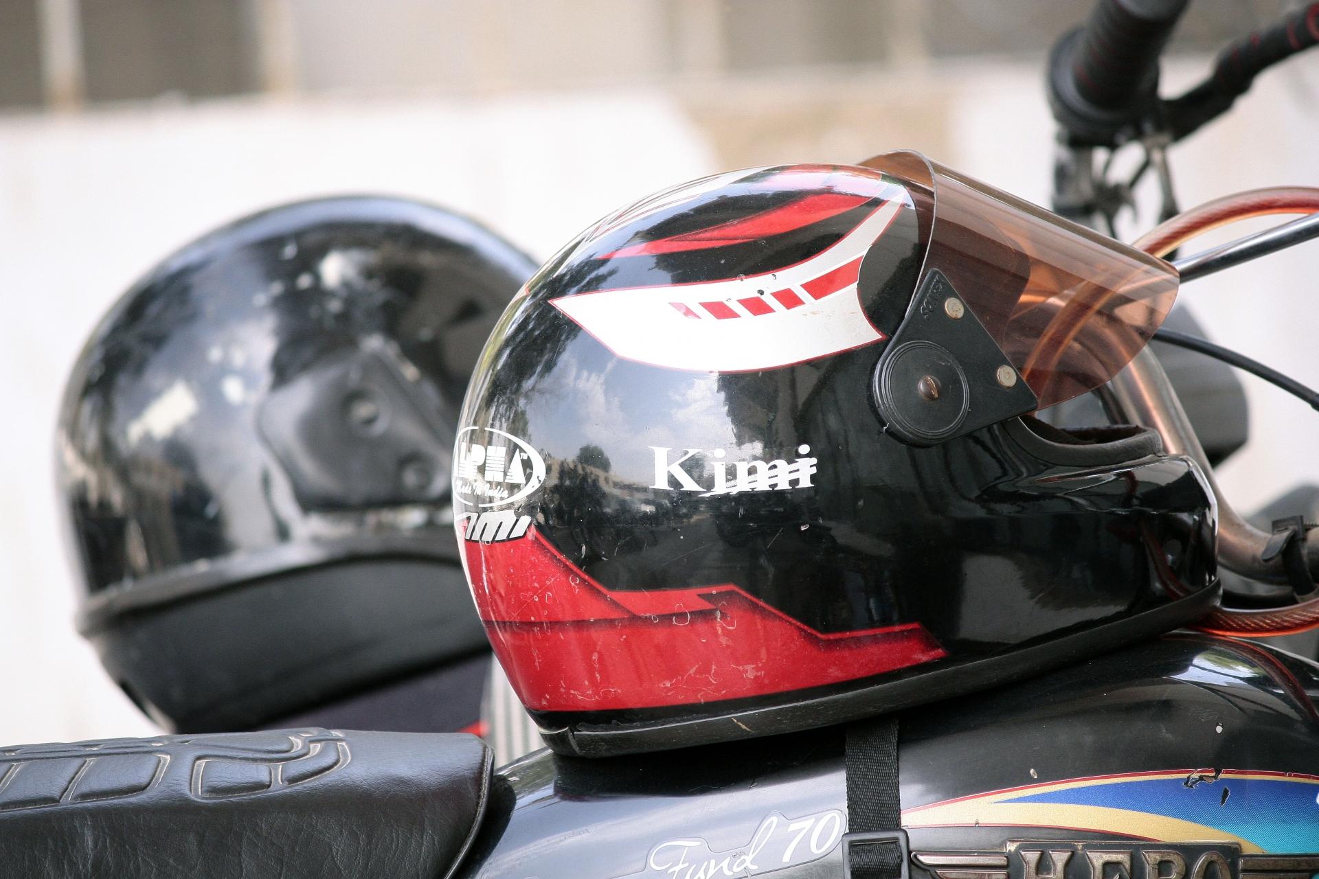 バイク用ヘルメットのおすすめ16選!原付向けのハーフタイプも