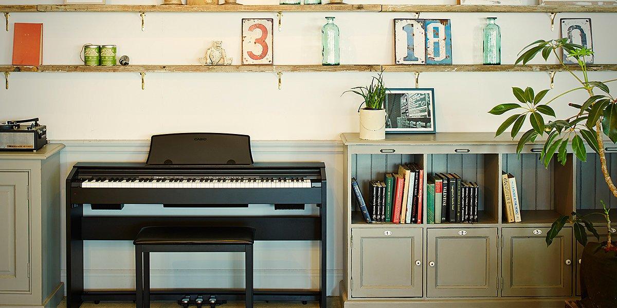 電子ピアノのおすすめ9選!人気のヤマハやカワイも