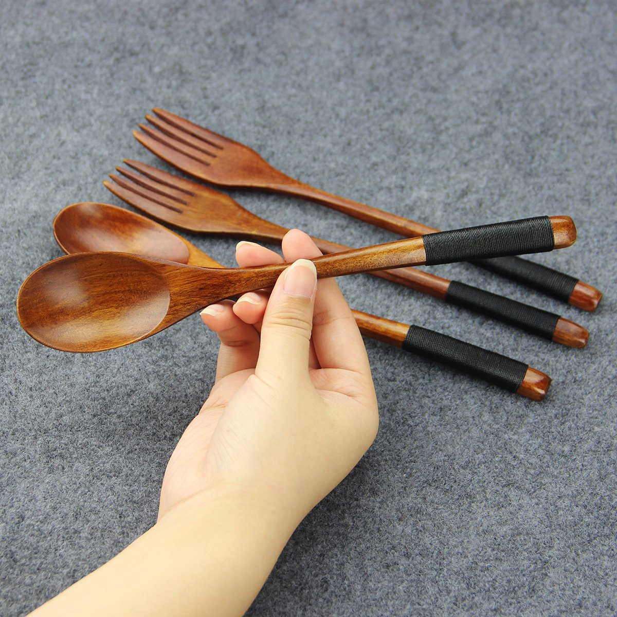 木製スプーンのおすすめ9選!日本製や使い捨てタイプも