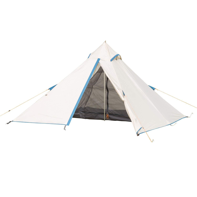 ティピーテントのおすすめ9選!キャンプ場で役立つ大型も