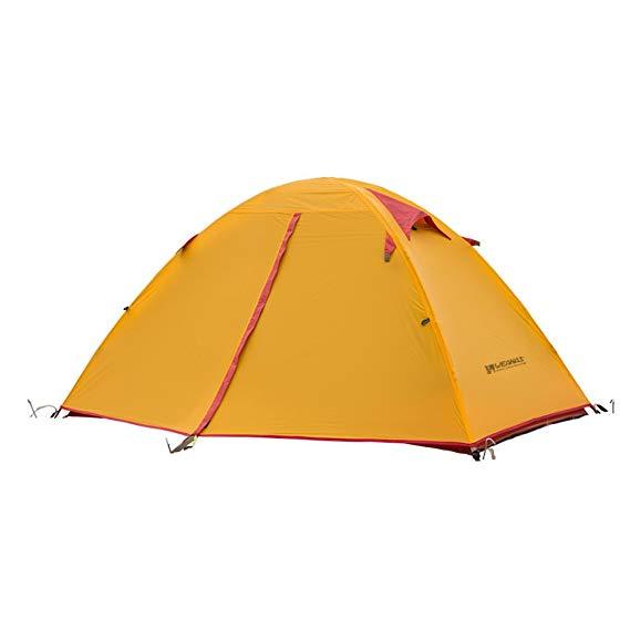 登山用テントのおすすめ13選!吊り下げ式も【2020年版】