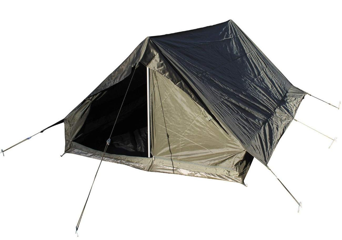 パップテントのおすすめ4選!雨風に強い軍用テントで快適なソロを
