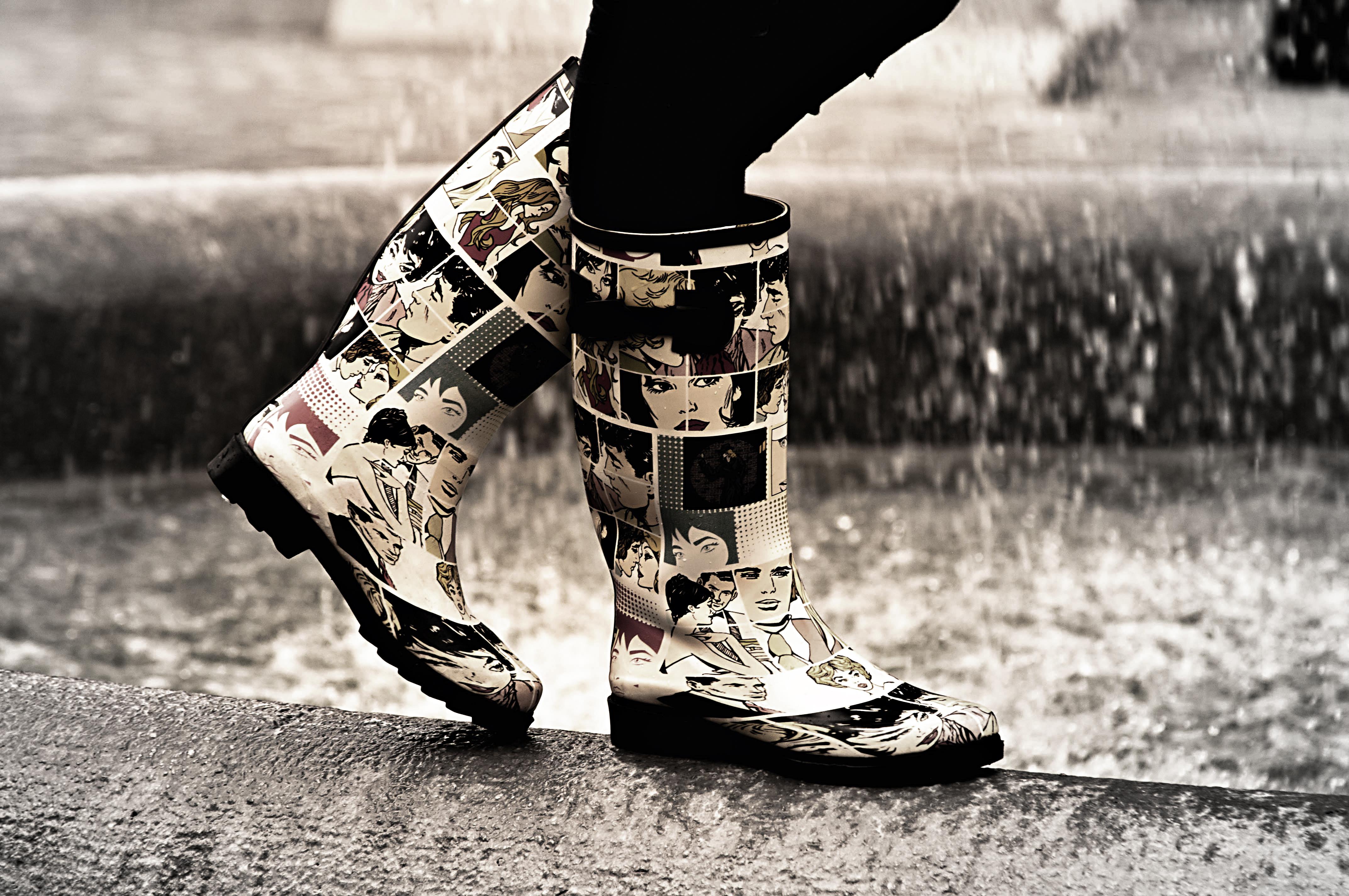 メンズレインブーツのおすすめ7選!しっかり防水で雨も安心