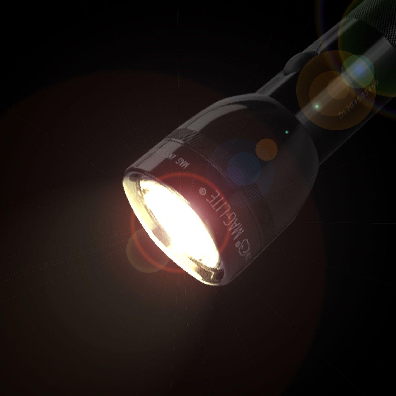 マグライトの懐中電灯おすすめ8選!白熱電球やLEDも