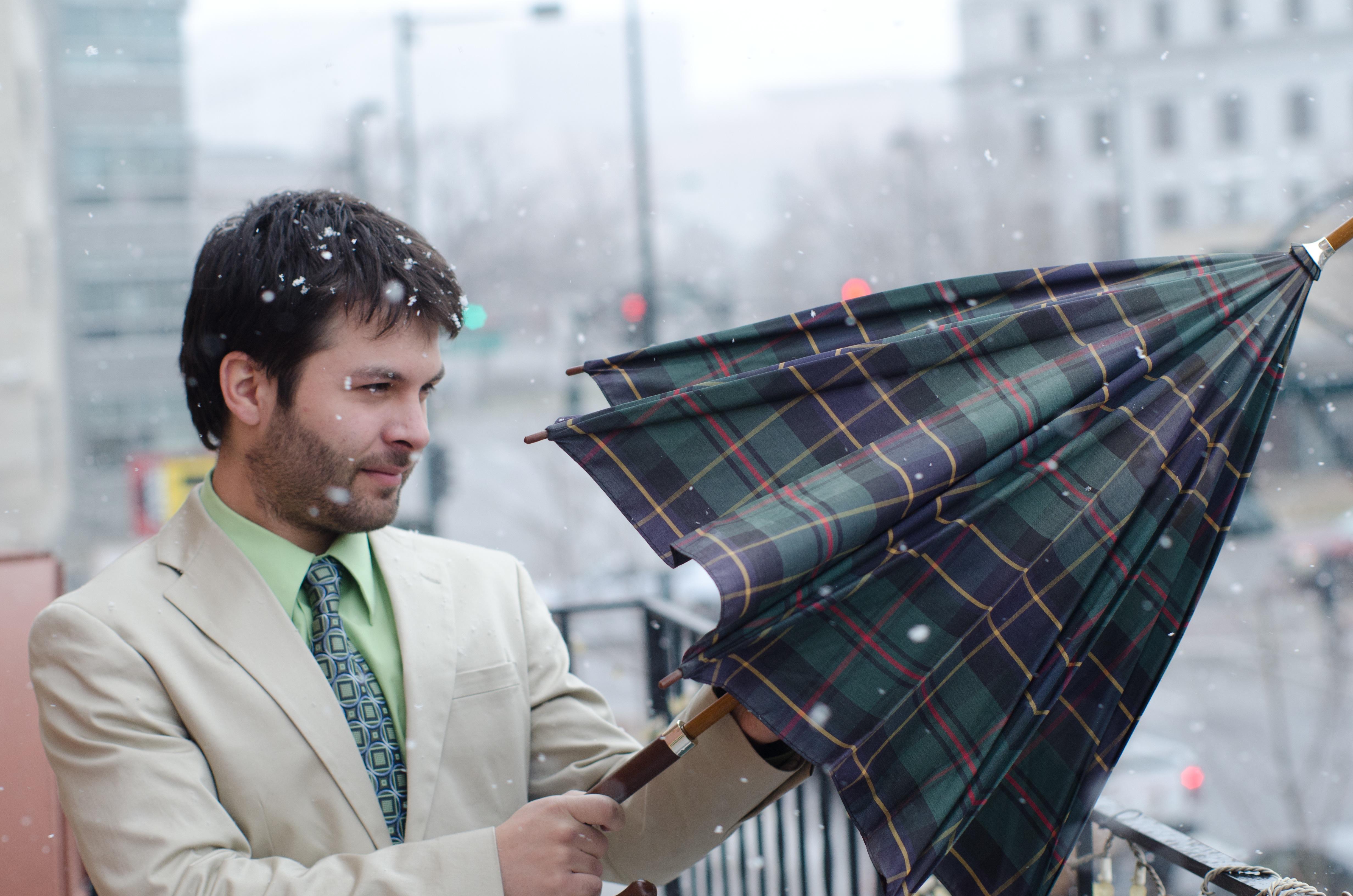 メンズ傘のおすすめ7選!長傘や折りたたみも