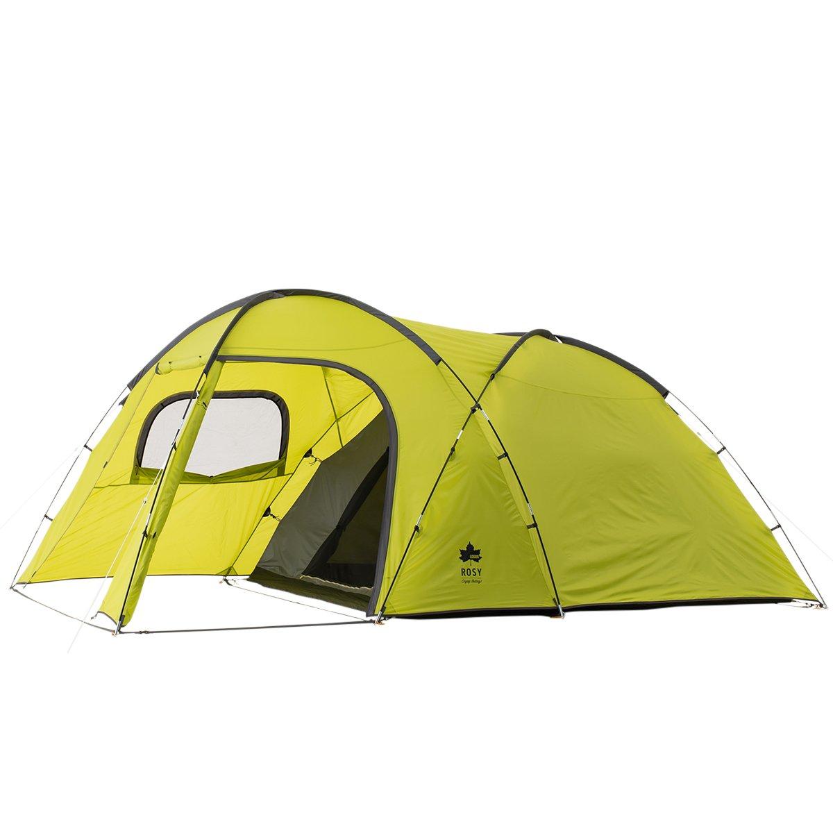 ドームテントのおすすめ14選!大型から1人用まで紹介