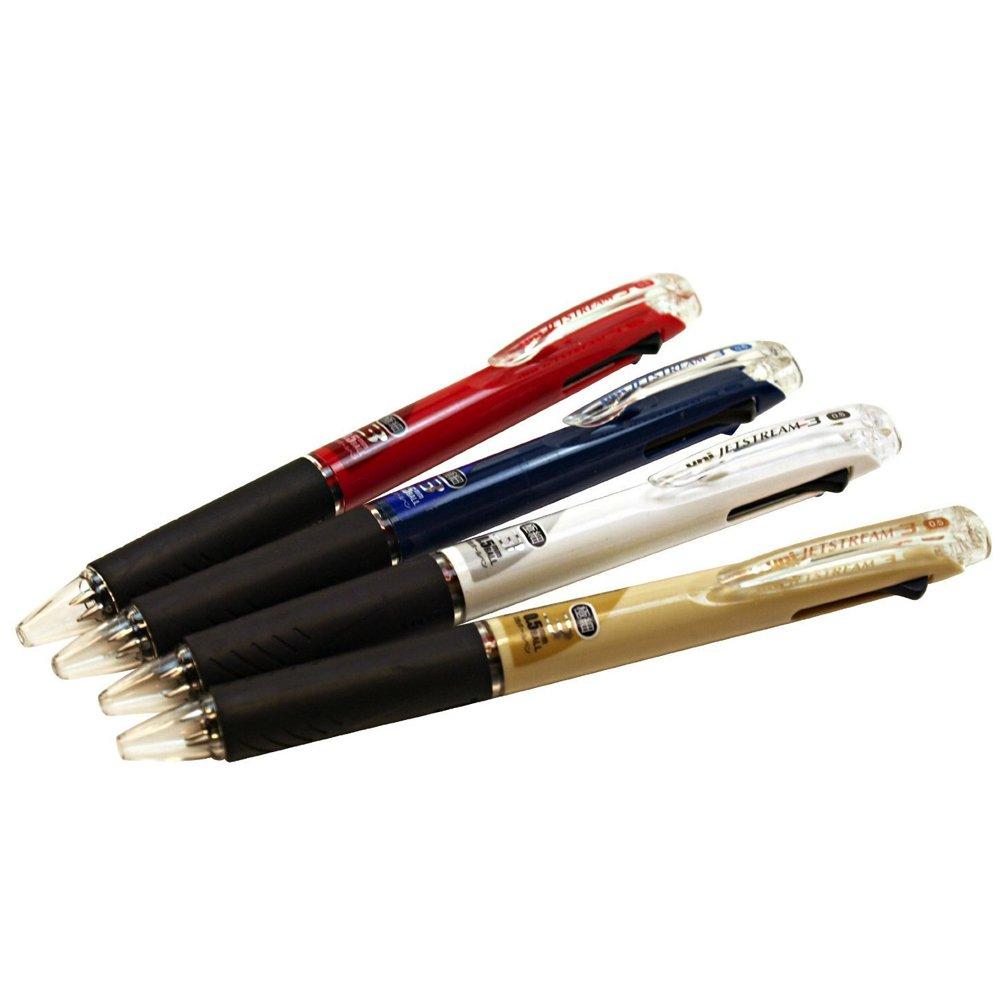 3色ボールペンのおすすめ10選!多機能を1本に集約