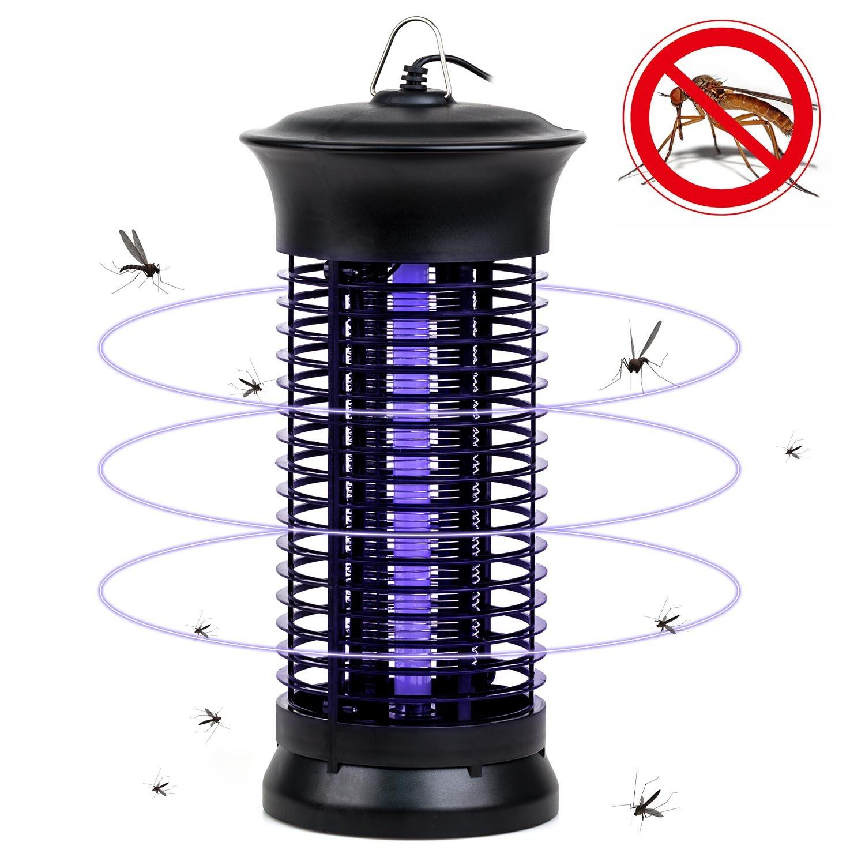 電撃殺虫器のおすすめ10選!屋内で使えるタイプも【2019年版】