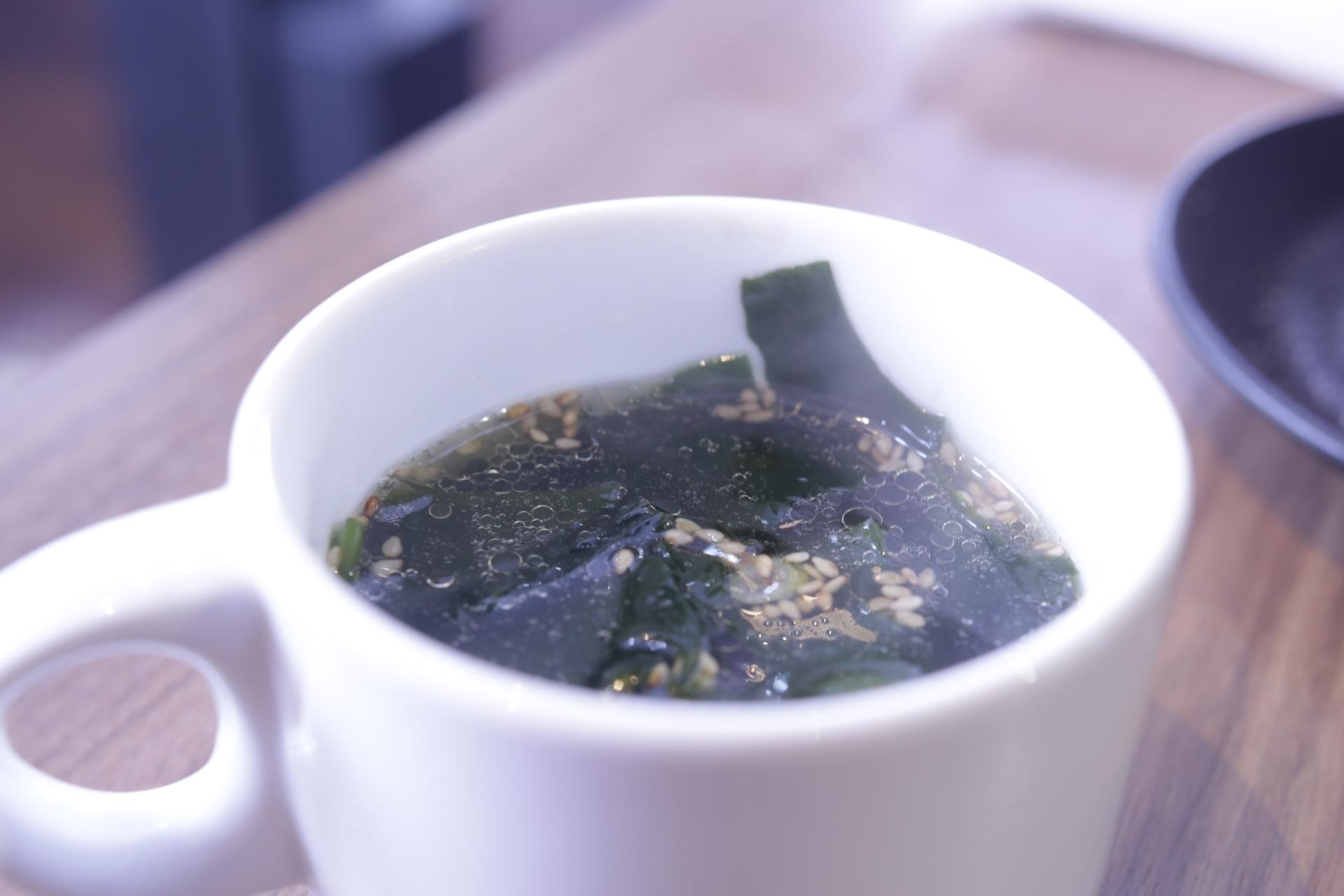 わかめスープのおすすめ9選!インスタントで簡単に食べられる