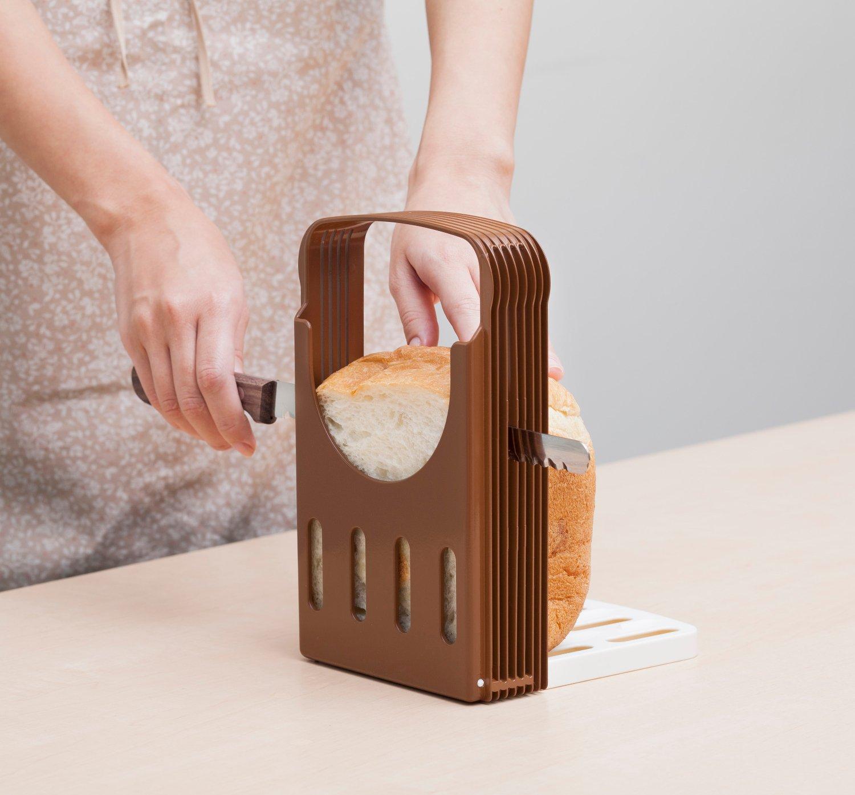 パンカットガイドのおすすめ9選!食パンがきれいに切れる