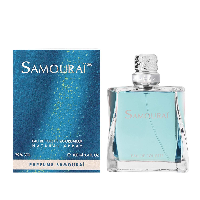サムライの香水おすすめ12選!爽やかでセクシーな匂い