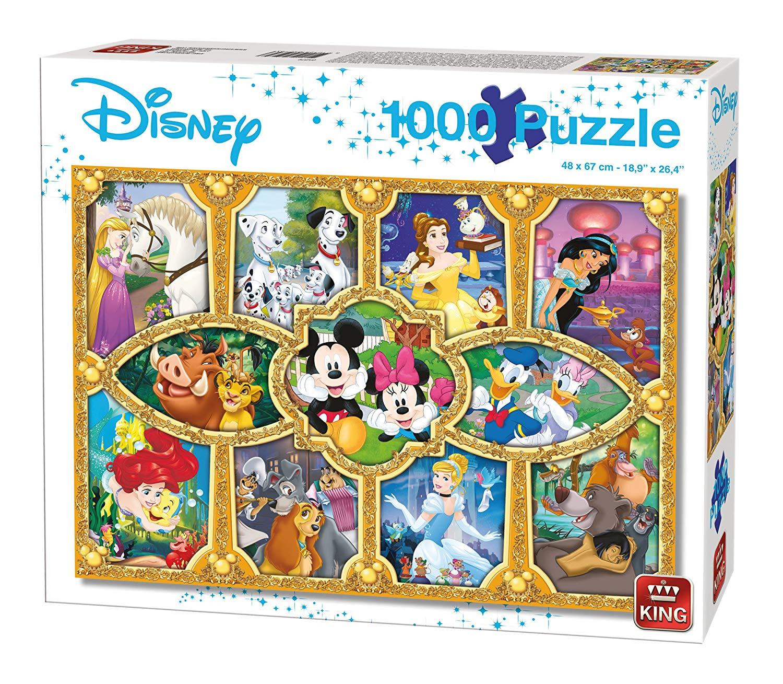 ディズニーのジグソーパズルおすすめ10選!ステンドグラスタイプも