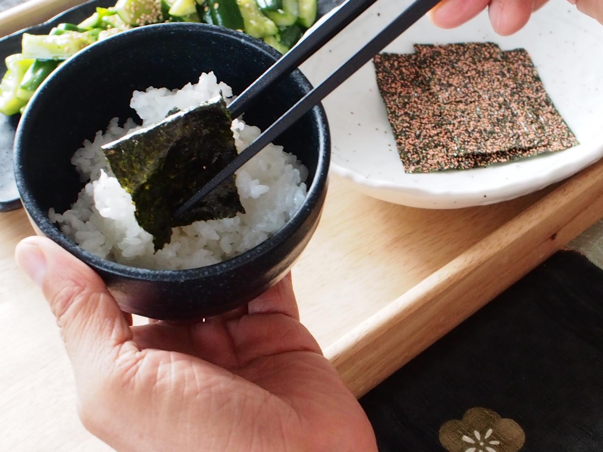 味付け海苔のおすすめ7選!種類やおいしい食べ方も紹介