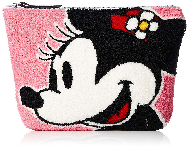 ミニーマウスのポーチおすすめ3選!ディズニーストアの商品も