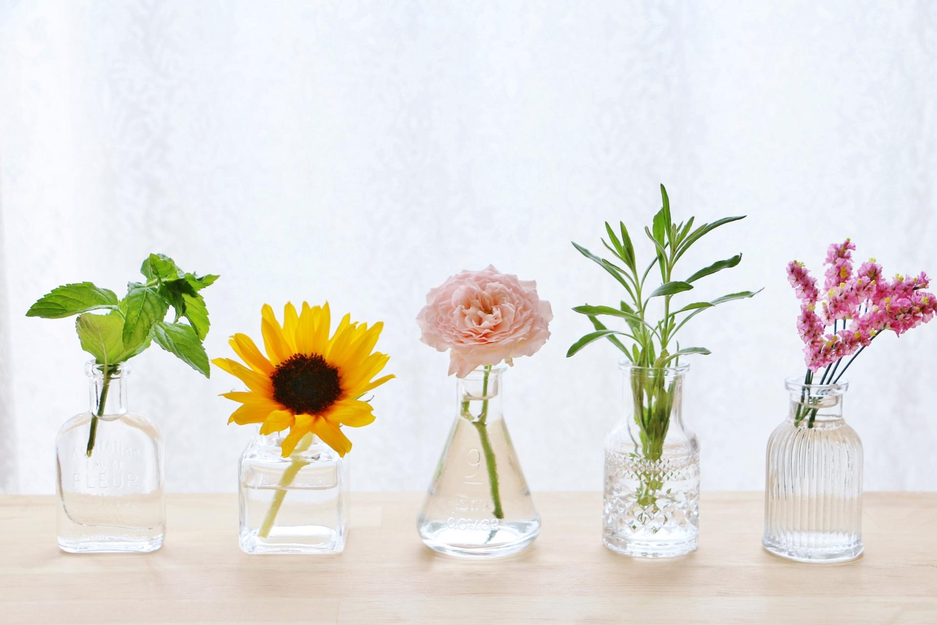 花瓶のおすすめ13選!インテリアに合わせておしゃれなものを