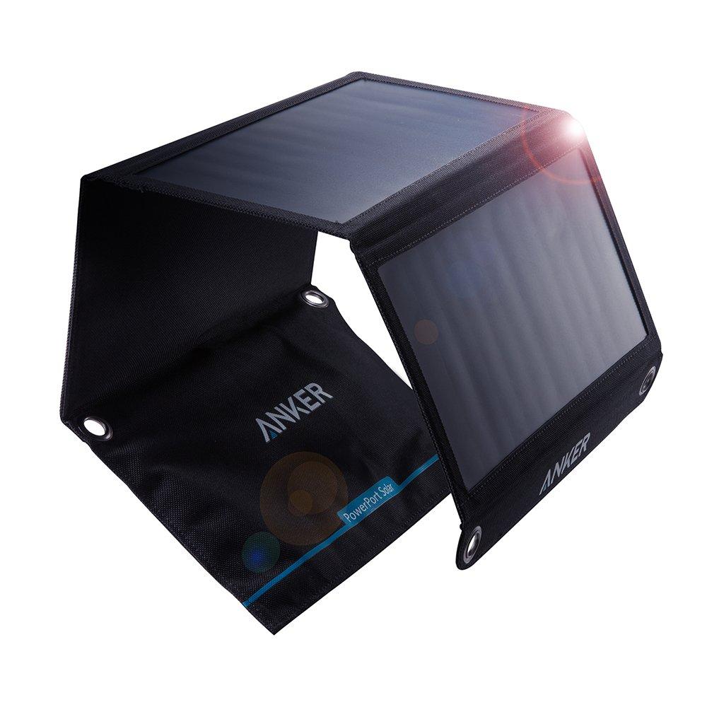 ソーラー充電器のおすすめ8選!災害時や車中でも【2020年版】