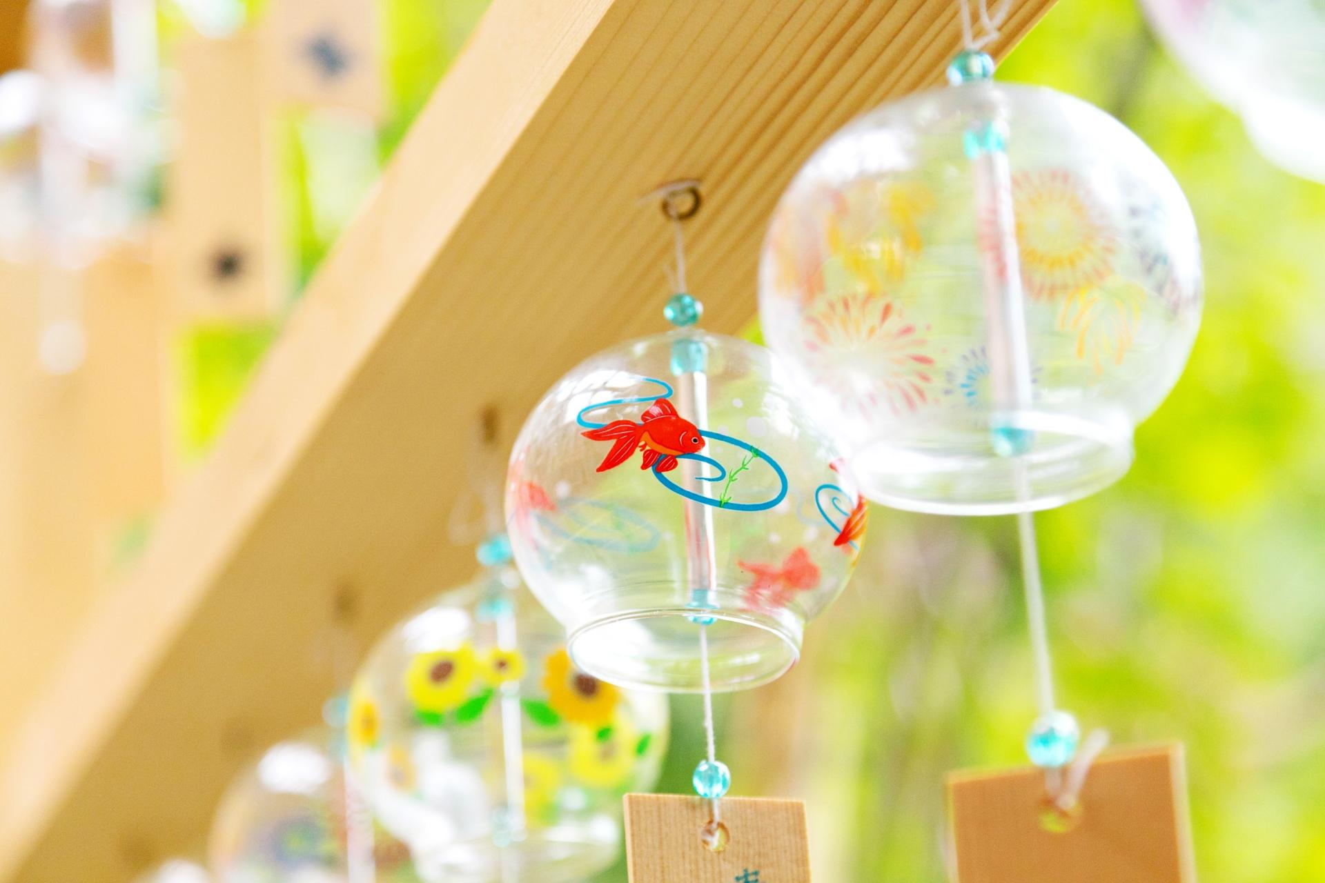 風鈴のおすすめ8選!ガラスや金属の涼やかな音で夏にぴったり
