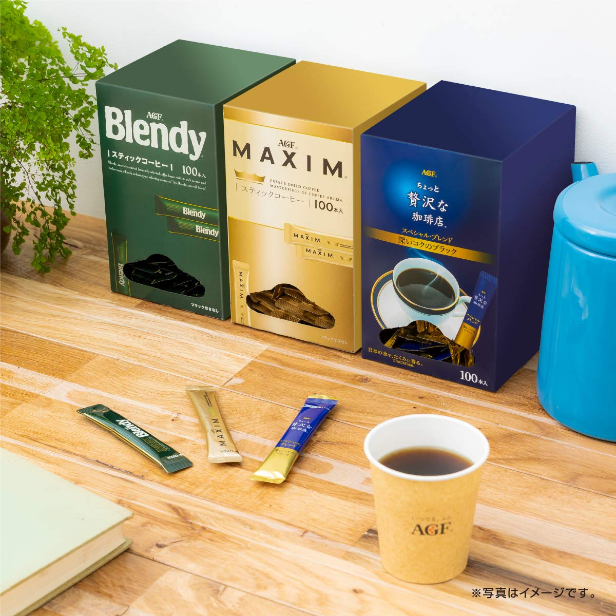 スティックコーヒーのおすすめ12選!種類や選び方も