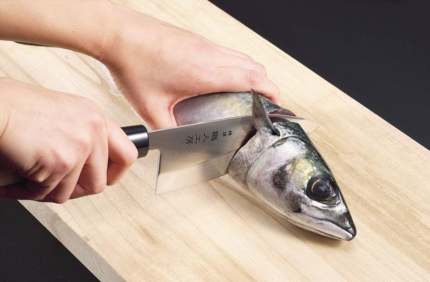 出刃包丁のおすすめ8選!小魚向けの少出刃包丁も