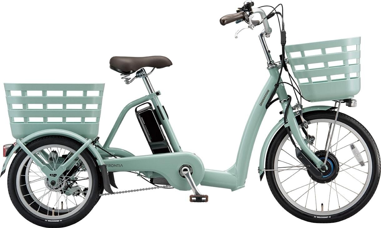 三輪自転車のおすすめ5選!電動アシスト機能付きも